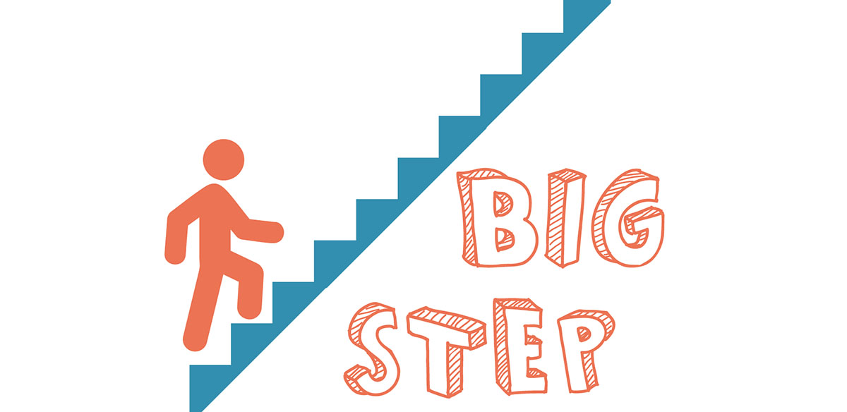 big step logo